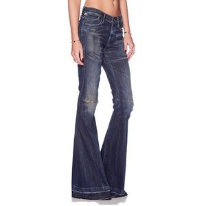COH Charlie Super Flare Jeans in Bluegrass Size 28